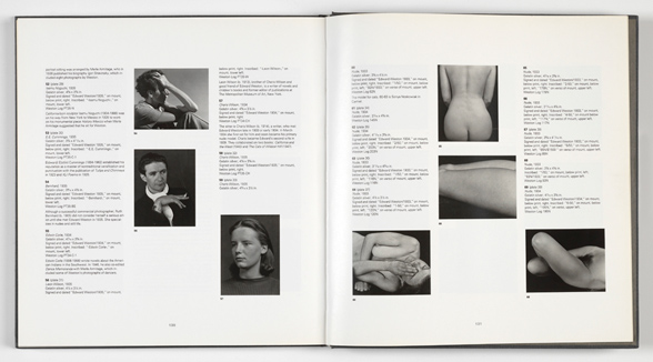 Stebbins, Jr., Thoedore E. Weston's Westons: Portraits and Nudes. Museum of Fine Arts, Boston, 1989.
