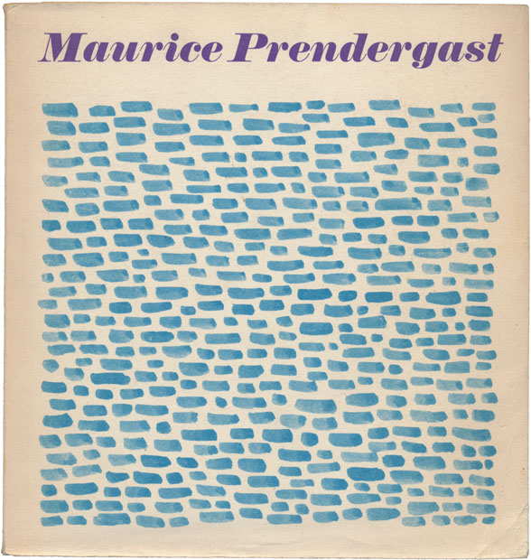 Rhys, Hedley Howell. Maurice Prendergast, 1859-1924. Museum of Fine Art/Harvard University Press, Boston, 1960.